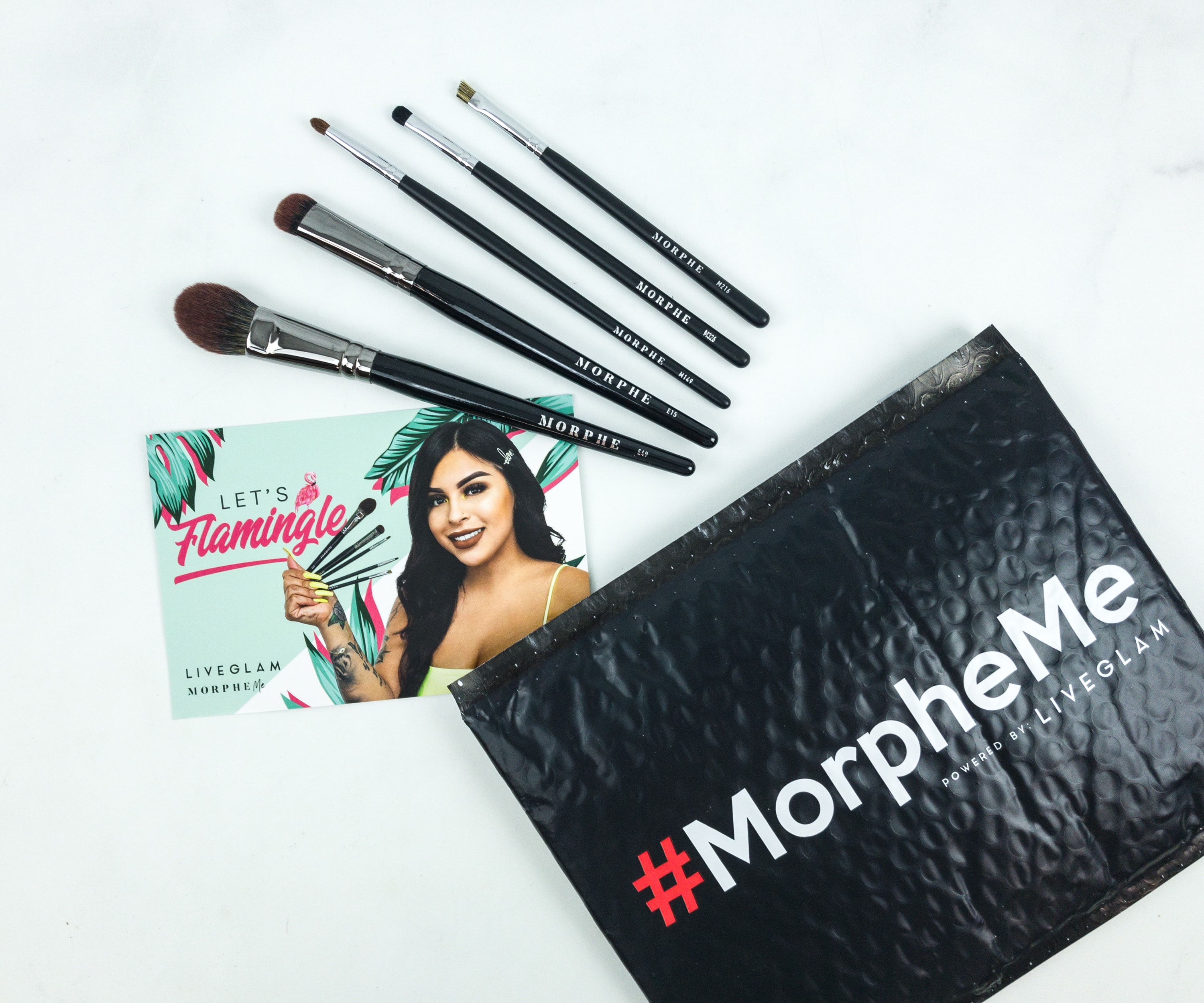MorpheMe Brush Club June 2019 Subscription Box Review + Free Brush Coupon!