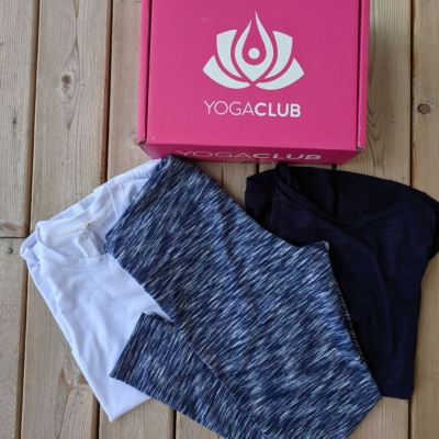 YogaClub Subscription Box Review + Coupon – May 2019