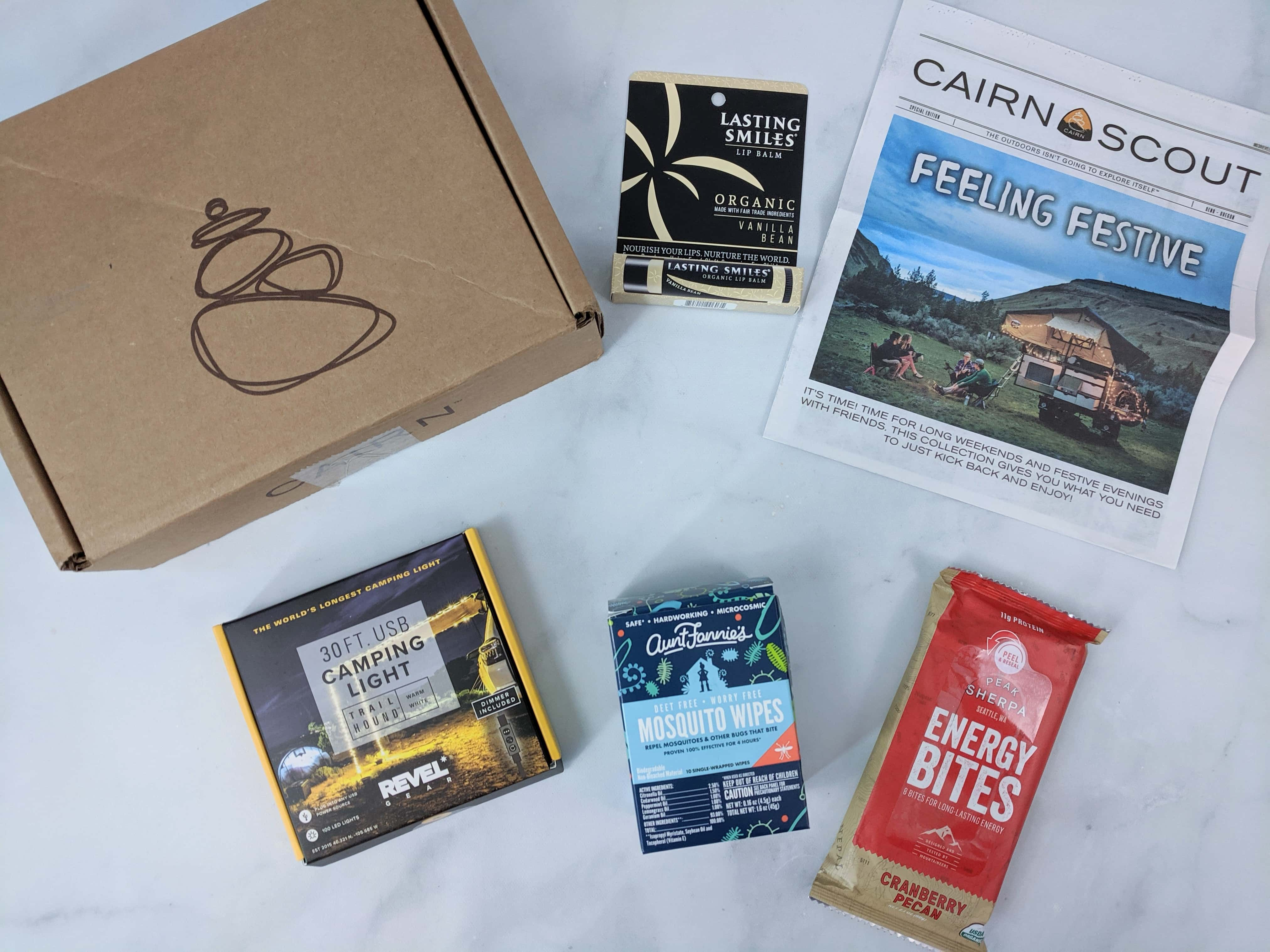 Cairn May 2019 Subscription Box Review + Coupon