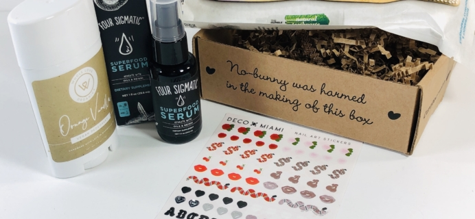 Vegan Cuts Beauty Box May 2019 Subscription Box Review!