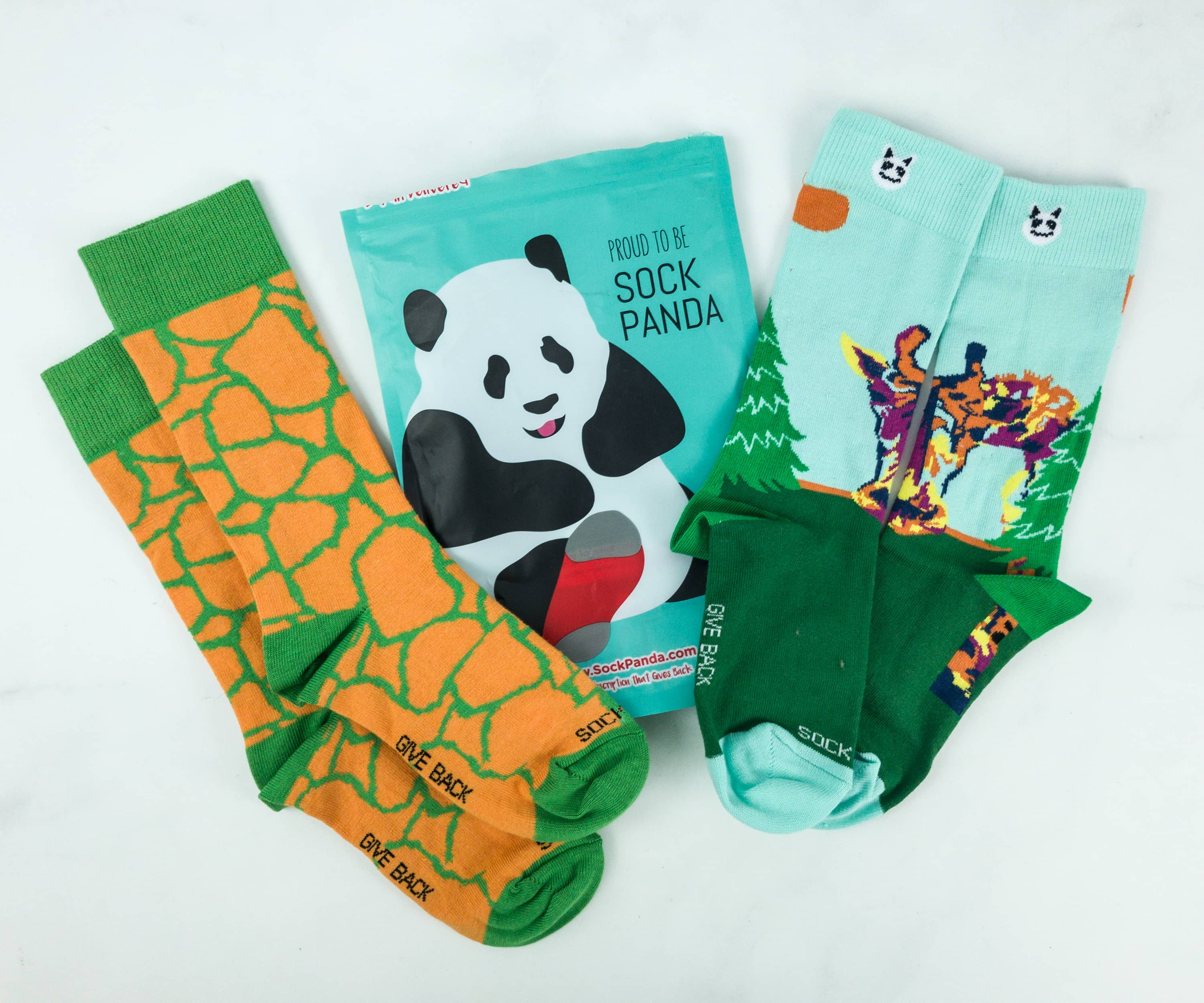Sock Panda Tweens May 2019 Subscription Review + Coupon