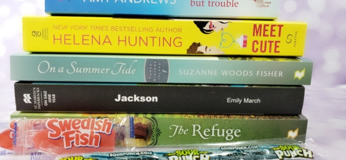 Fresh Fiction Box May 2019 Subscription Box Review + Coupon
