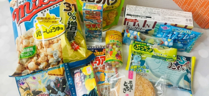 ZenPop Japanese Packs June 2019 Review – Sweets Pack