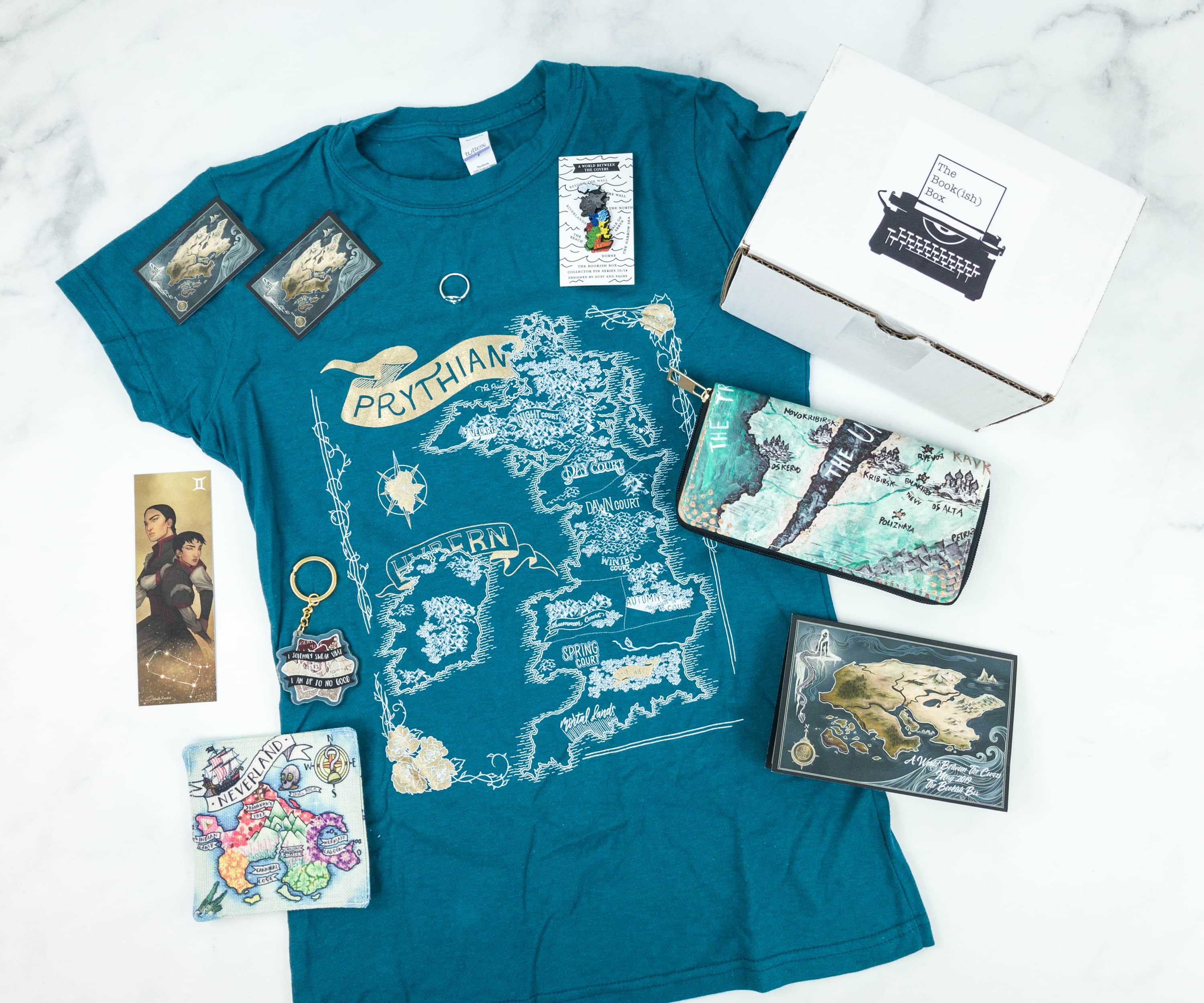 The Bookish Box May 2019 Subscription Box Review + Coupon