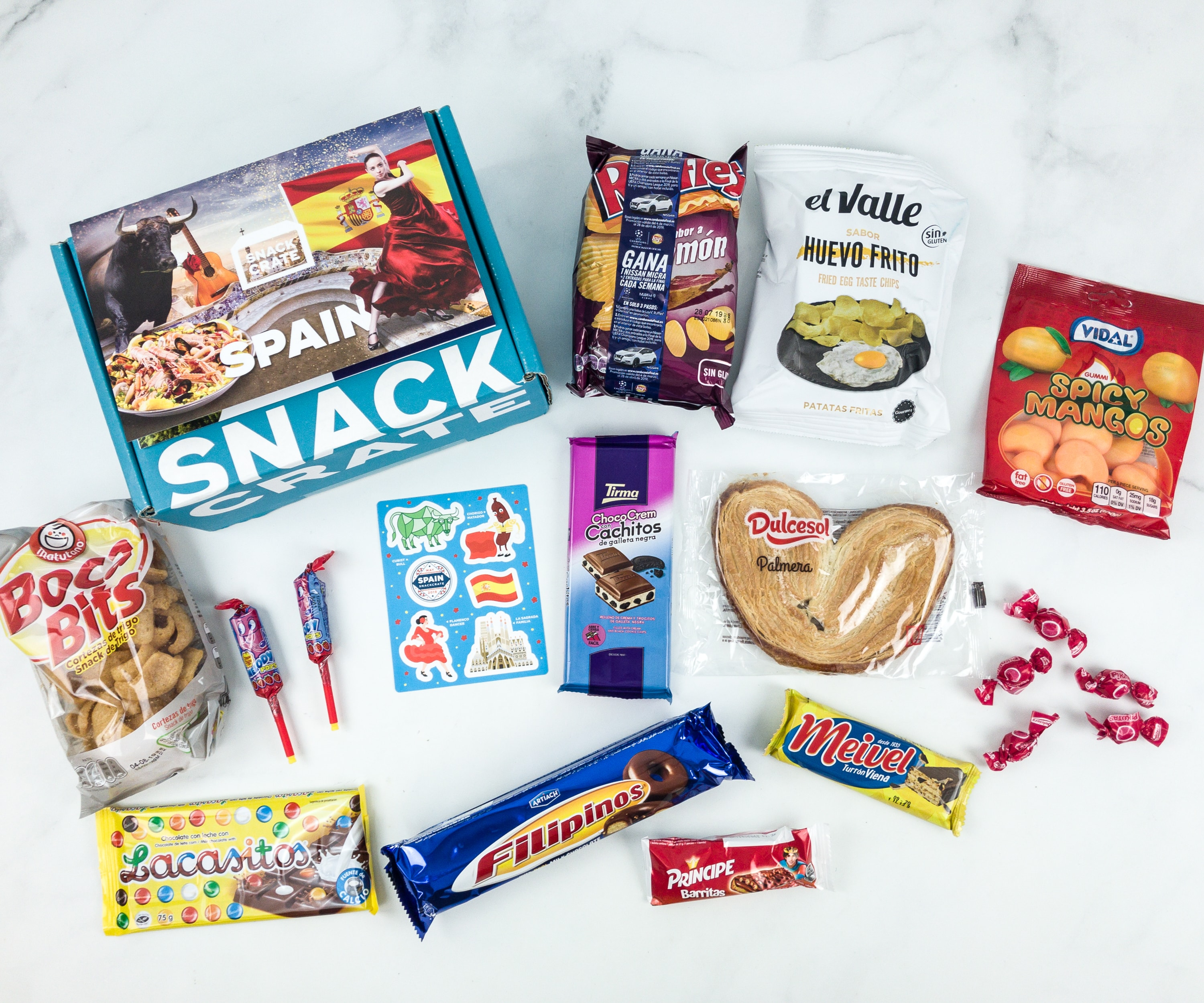 Snack Crate May 2019 Subscription Box Review & $10 Coupon
