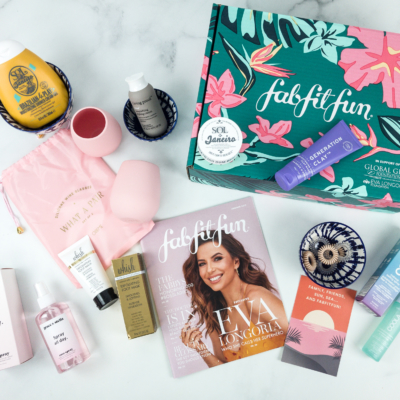 FabFitFun Summer 2019 Box Review + Coupon