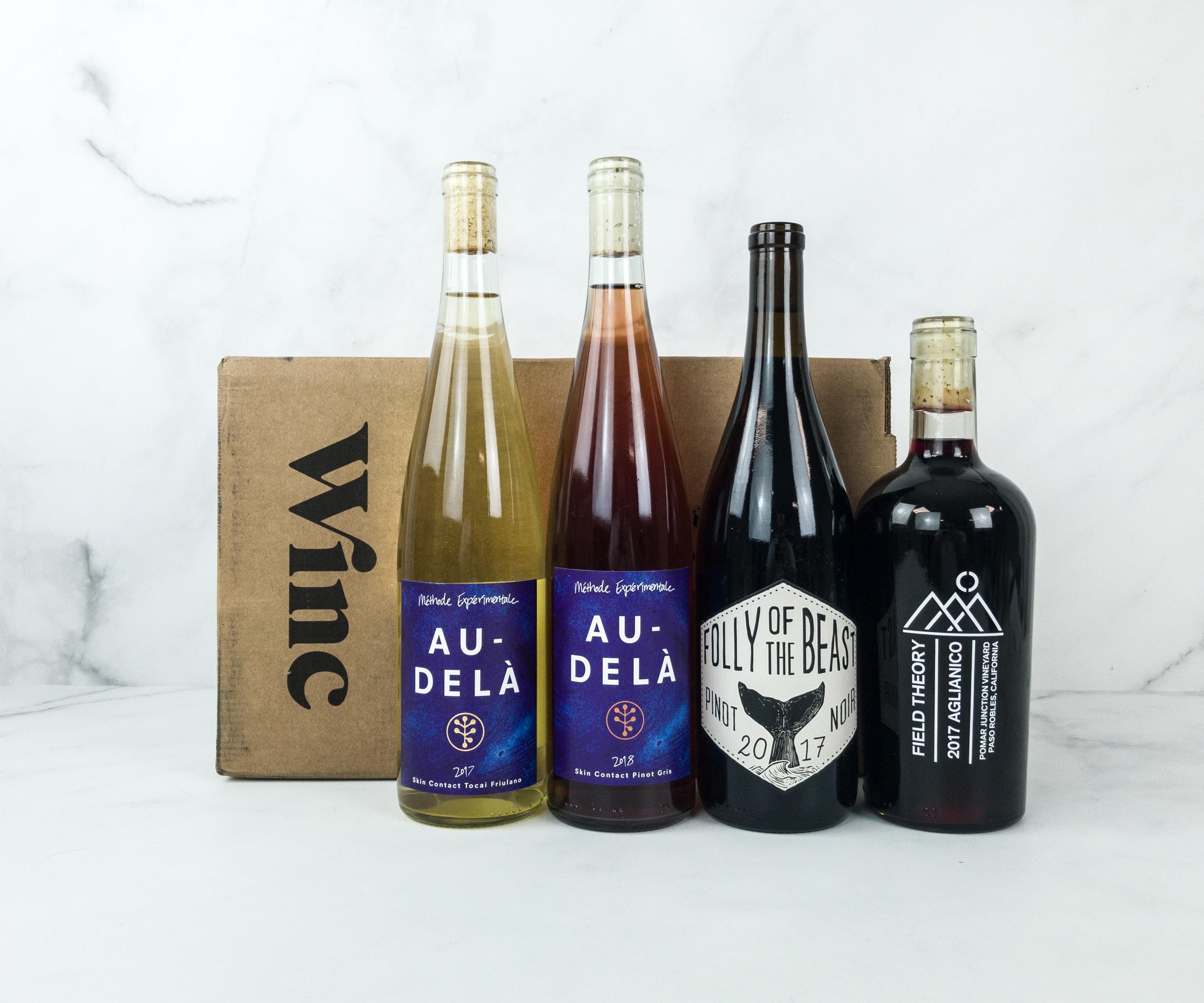 Winc May 2019 Subscription Box Review & Coupon