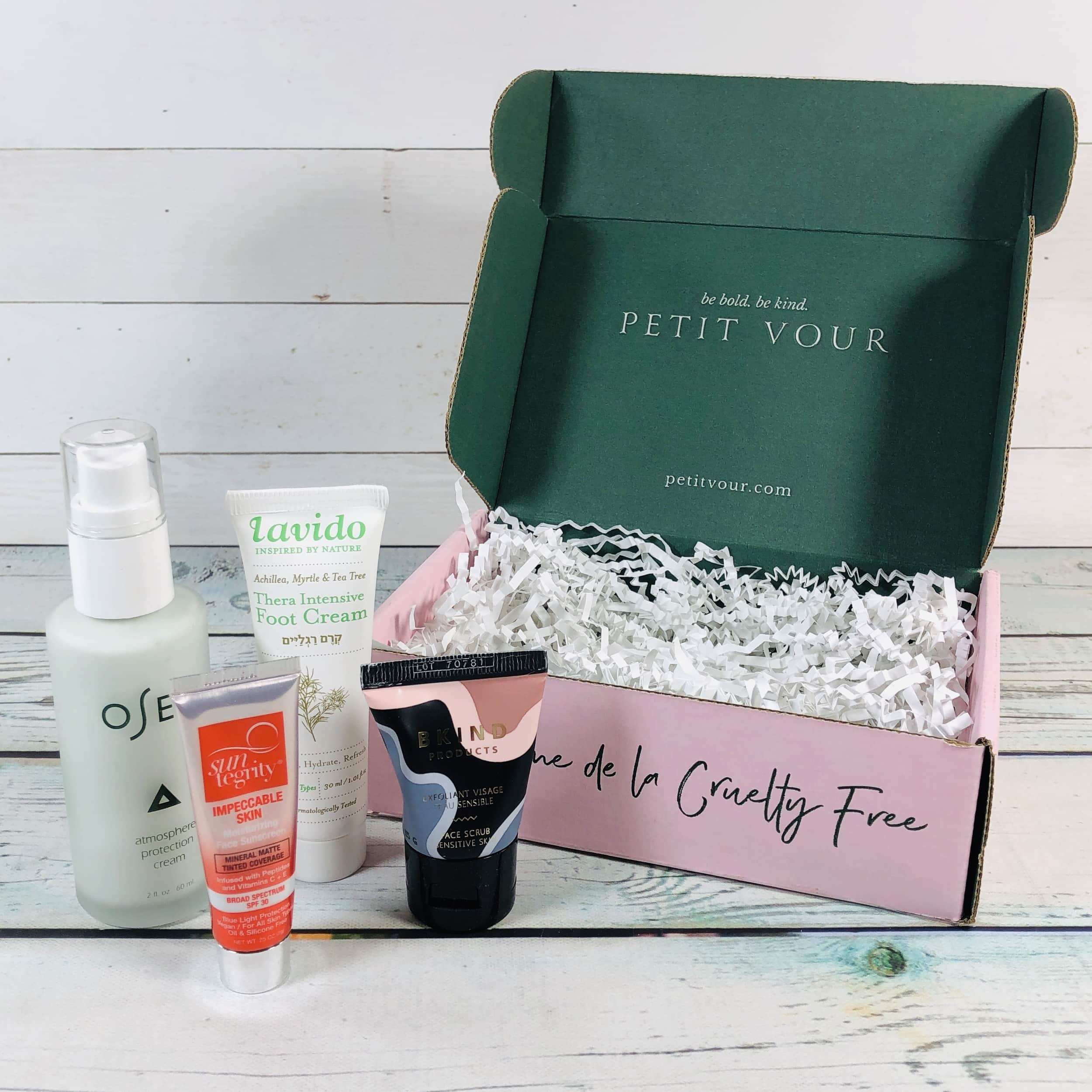Petit Vour May 2019 Subscription Box Review & Coupon