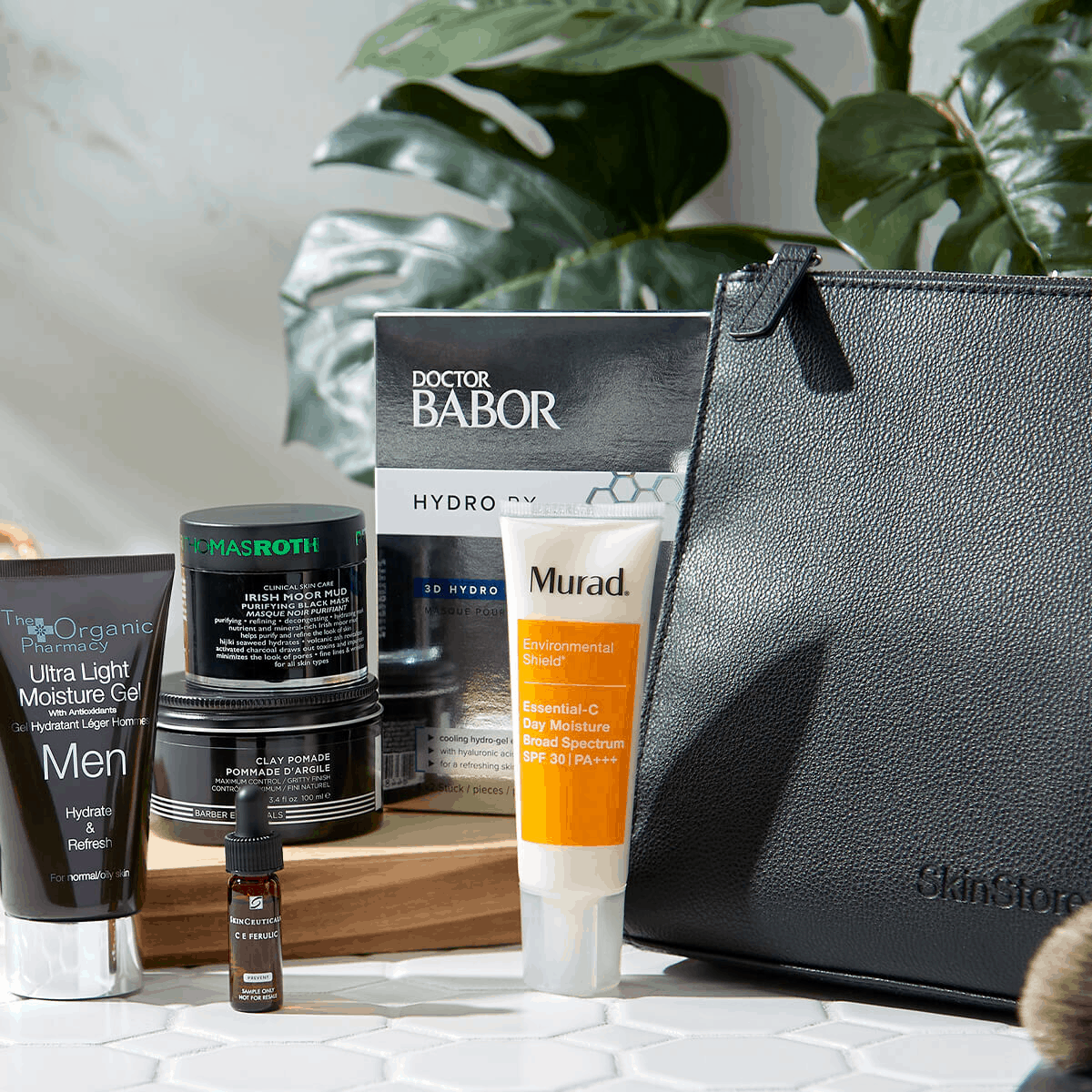 SkinStore Father's Day Coupon: Get 30% Off On The Limited Edition Men's Collection Box!