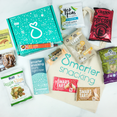 SnackSack May 2019 Subscription Box Review & Coupon – Classic