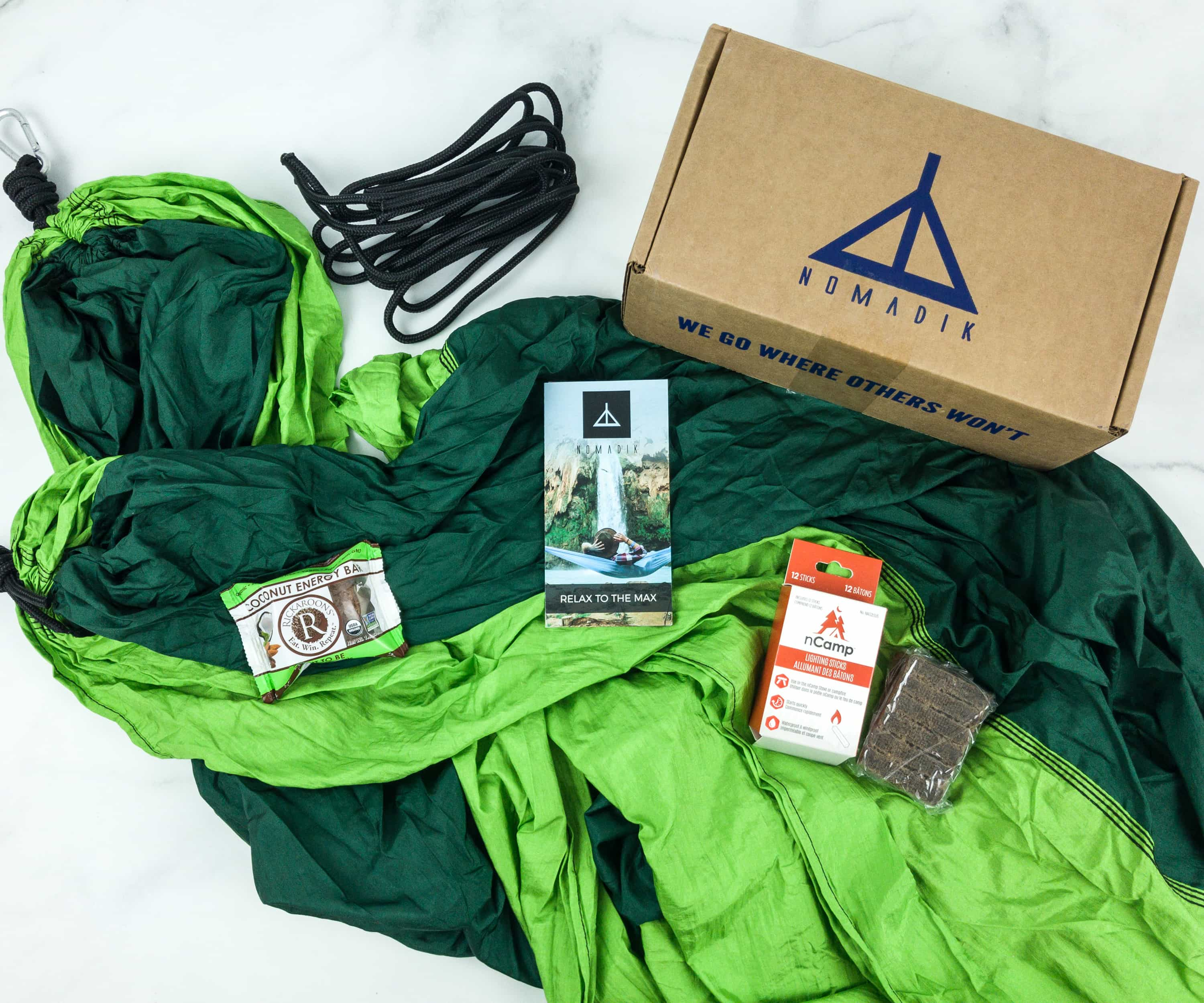 Nomadik May 2019 Subscription Box Review + Coupon