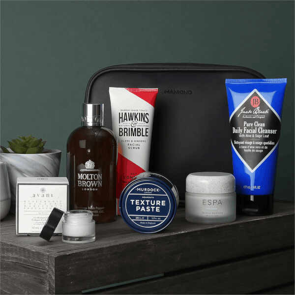 Mankind Limited Edition Grooming Box: The Heritage Collection Available Now!