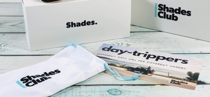 Shades Club May 2019 Subscription Box Review + Coupon