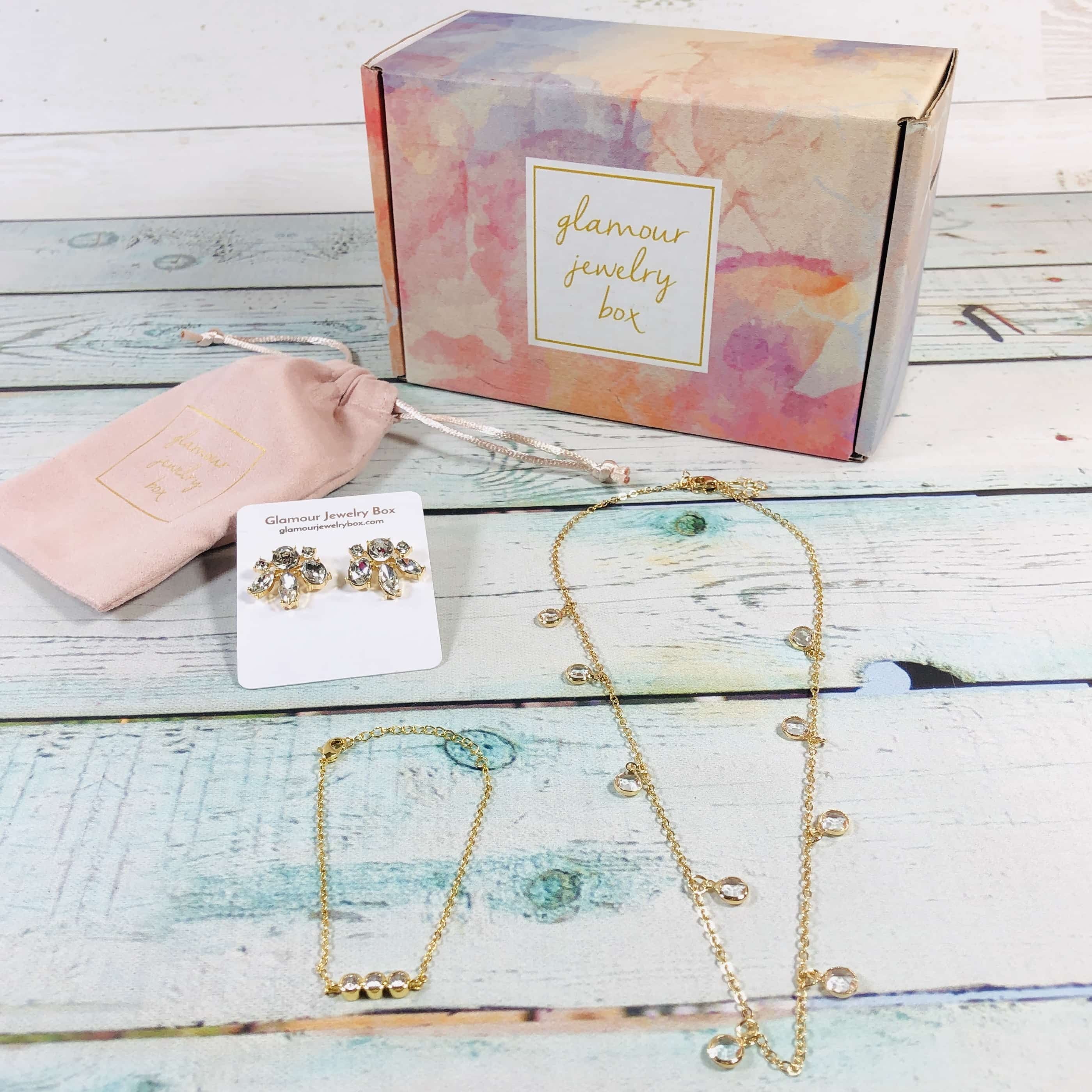 Glamour Jewelry Box May 2019 Subscription Box Review + Coupon