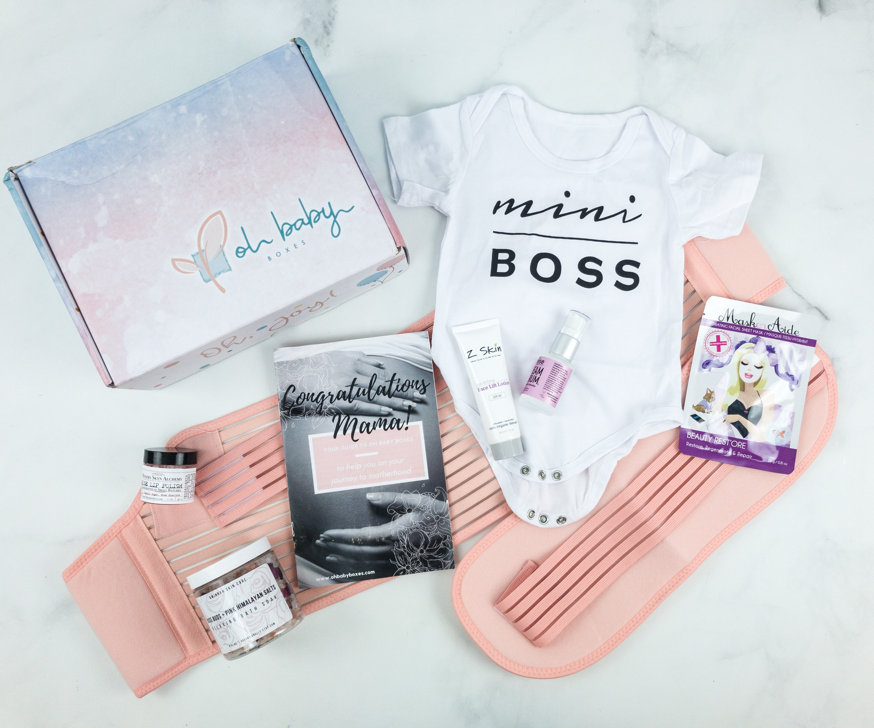 Oh Baby Boxes May 2019 Subscription Box Review