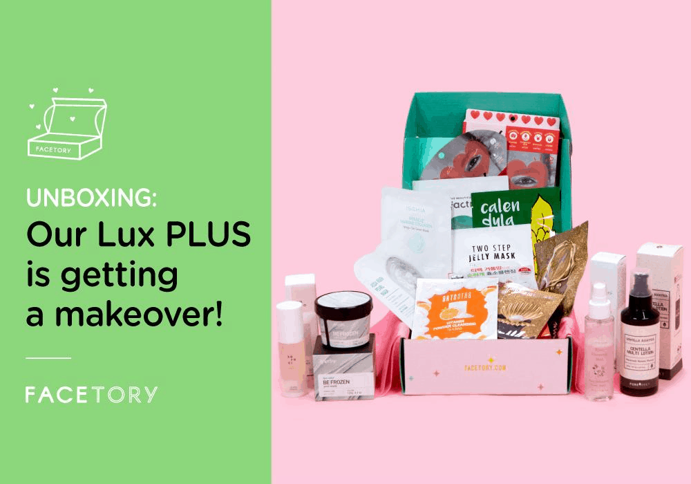 Facetory Lux Plus Subscription Update + Coupon + Summer 2019 Full Spoilers!