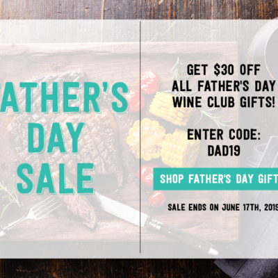 PLONK Wine Club Father's Day Coupon: Save $30!