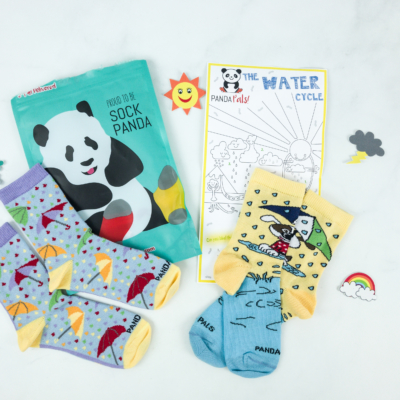 Panda Pals May 2019 Subscription Review & Coupon