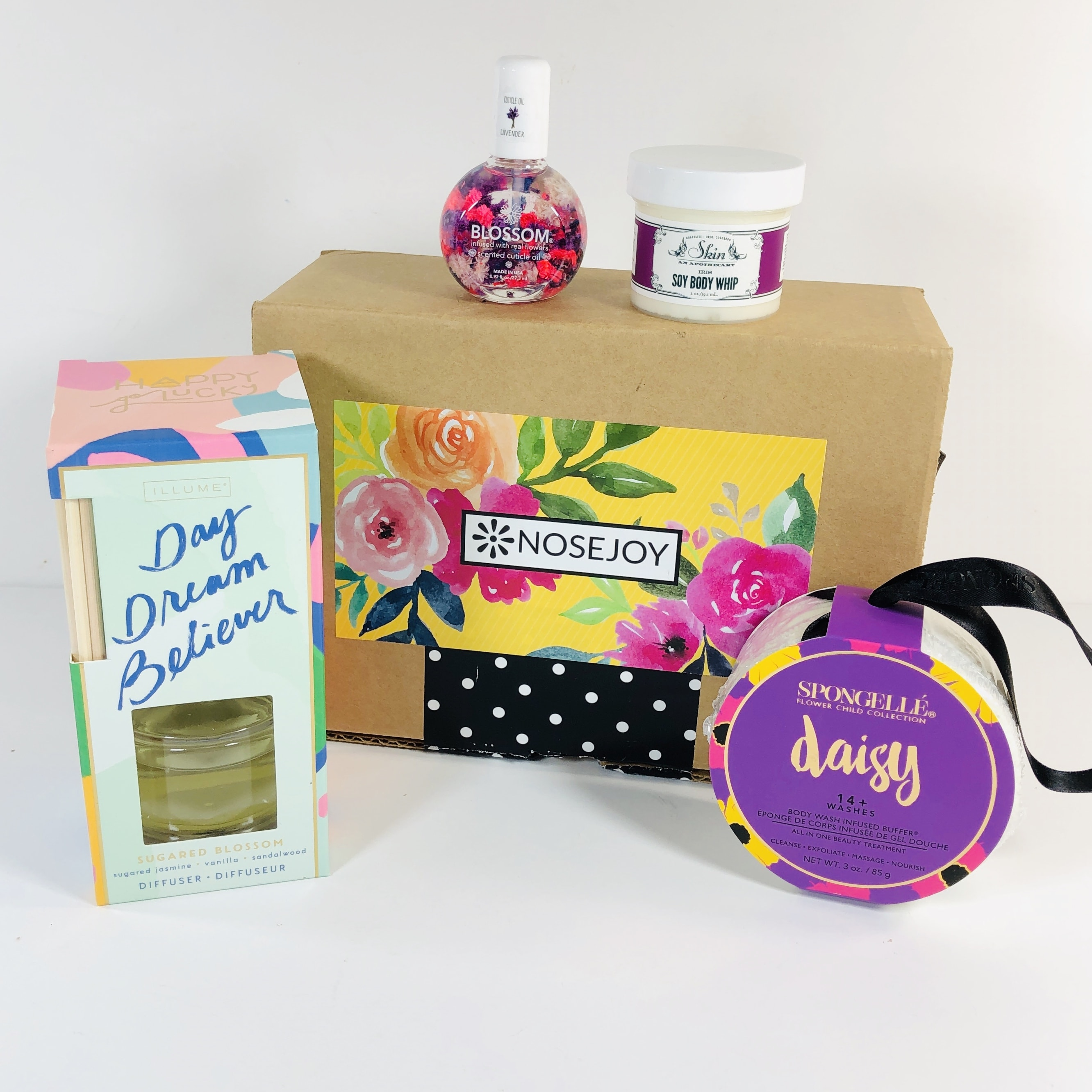 NOSEJOY May 2019 Subscription Box Review + Coupon!