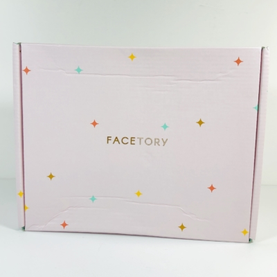 FaceTory Lux Plus Summer 2019 Subscription Box Review + Coupon
