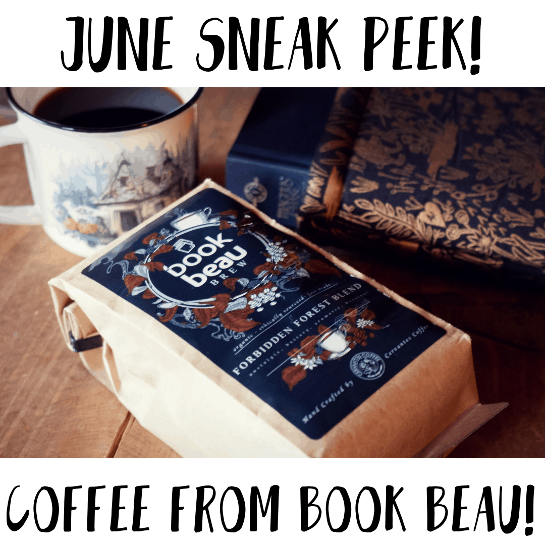 OwlCrate June 2019 Spoiler #3 & Coupon!