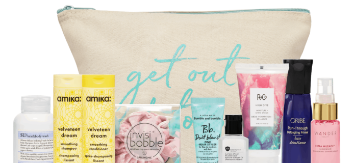 Birchbox Deal: FREE Travel Hair Kit with Annual Subscription!