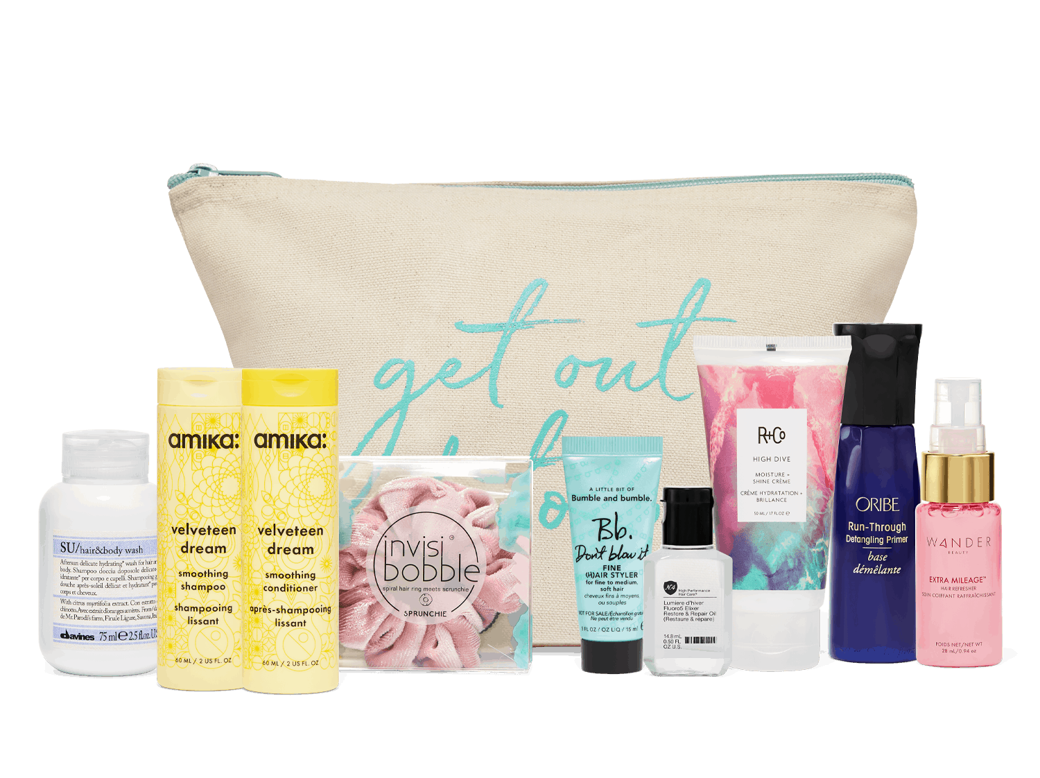 The Travel Hair Kit – New Birchbox Kit Available Now + Coupons!