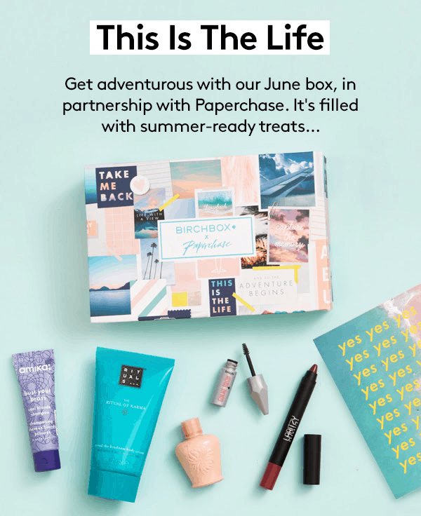 Birchbox UK June 2019 Spoilers + Coupon!
