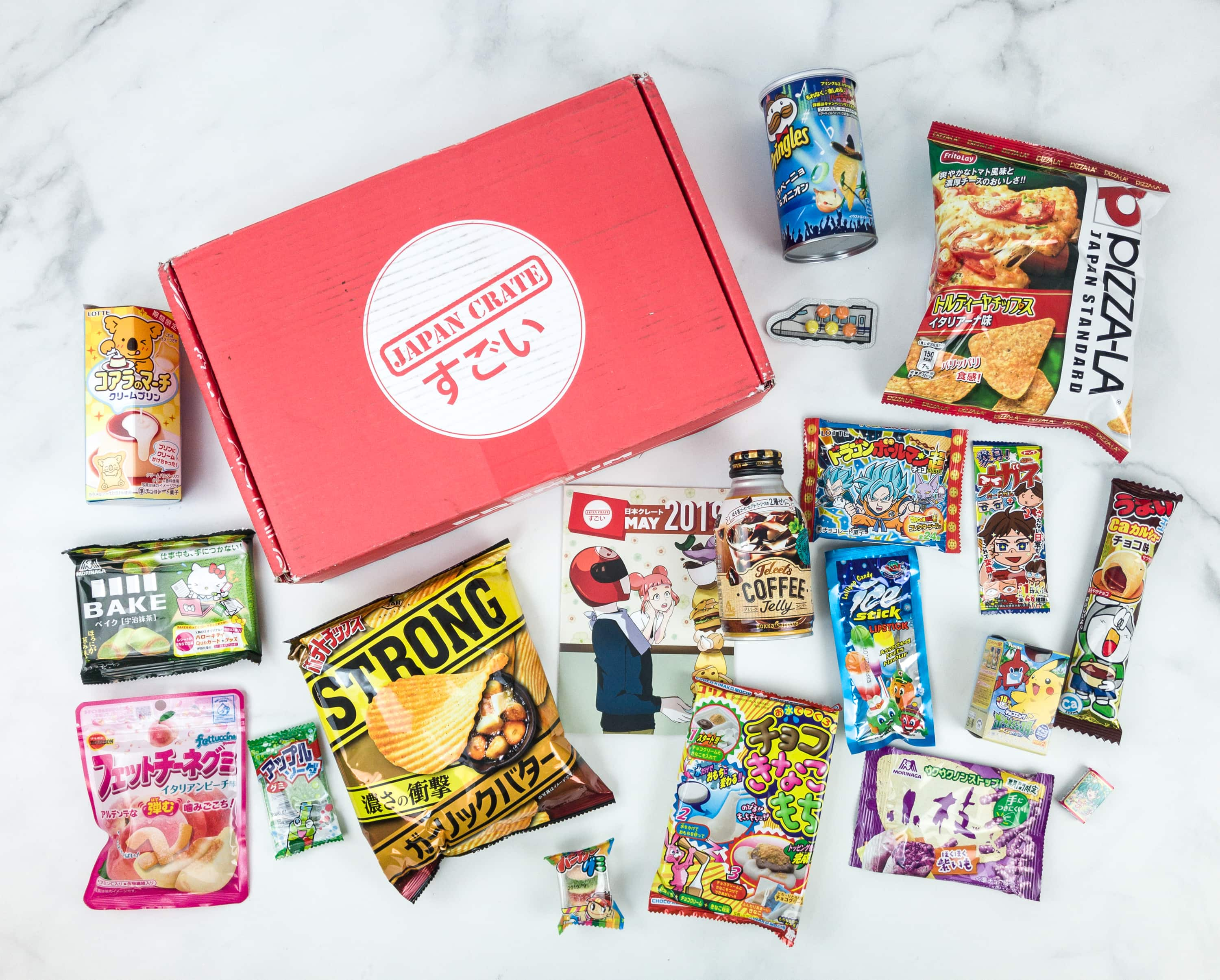 Japan Crate May 2019 Subscription Box Review + Coupon