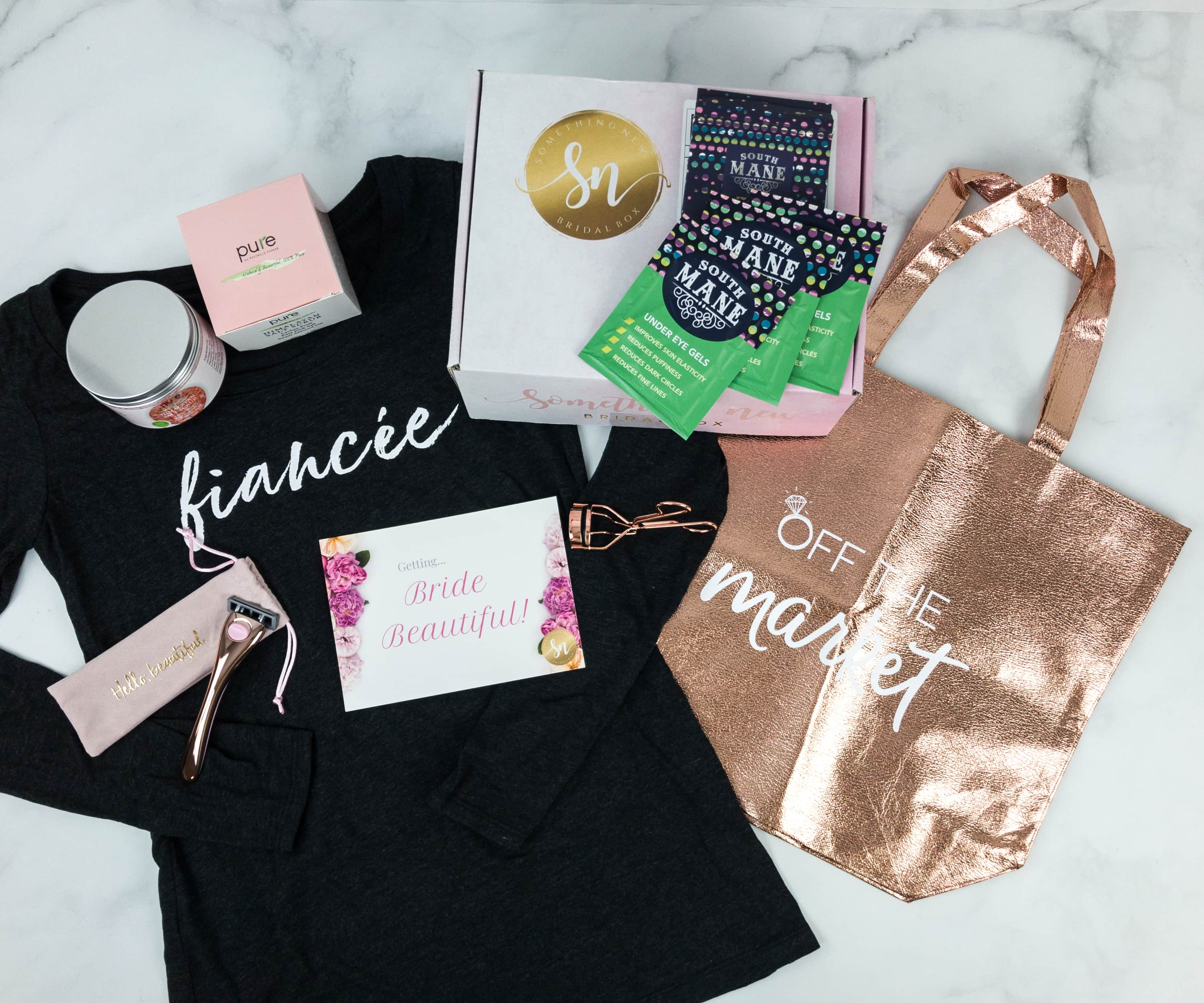 Something New Bridal Box May 2019 Subscription Box Review