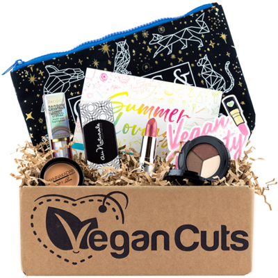 Vegan Cuts Makeup Box Summer 2019 Full Spoilers + Coupon