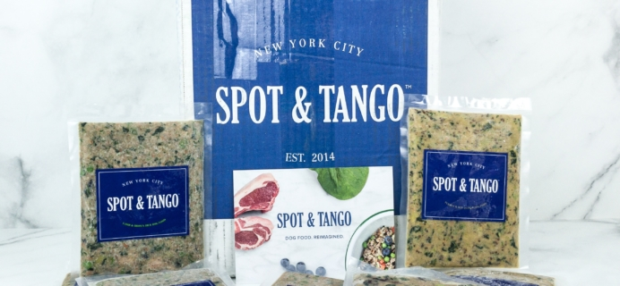 Spot and Tango Subscription Box Review + Coupon!