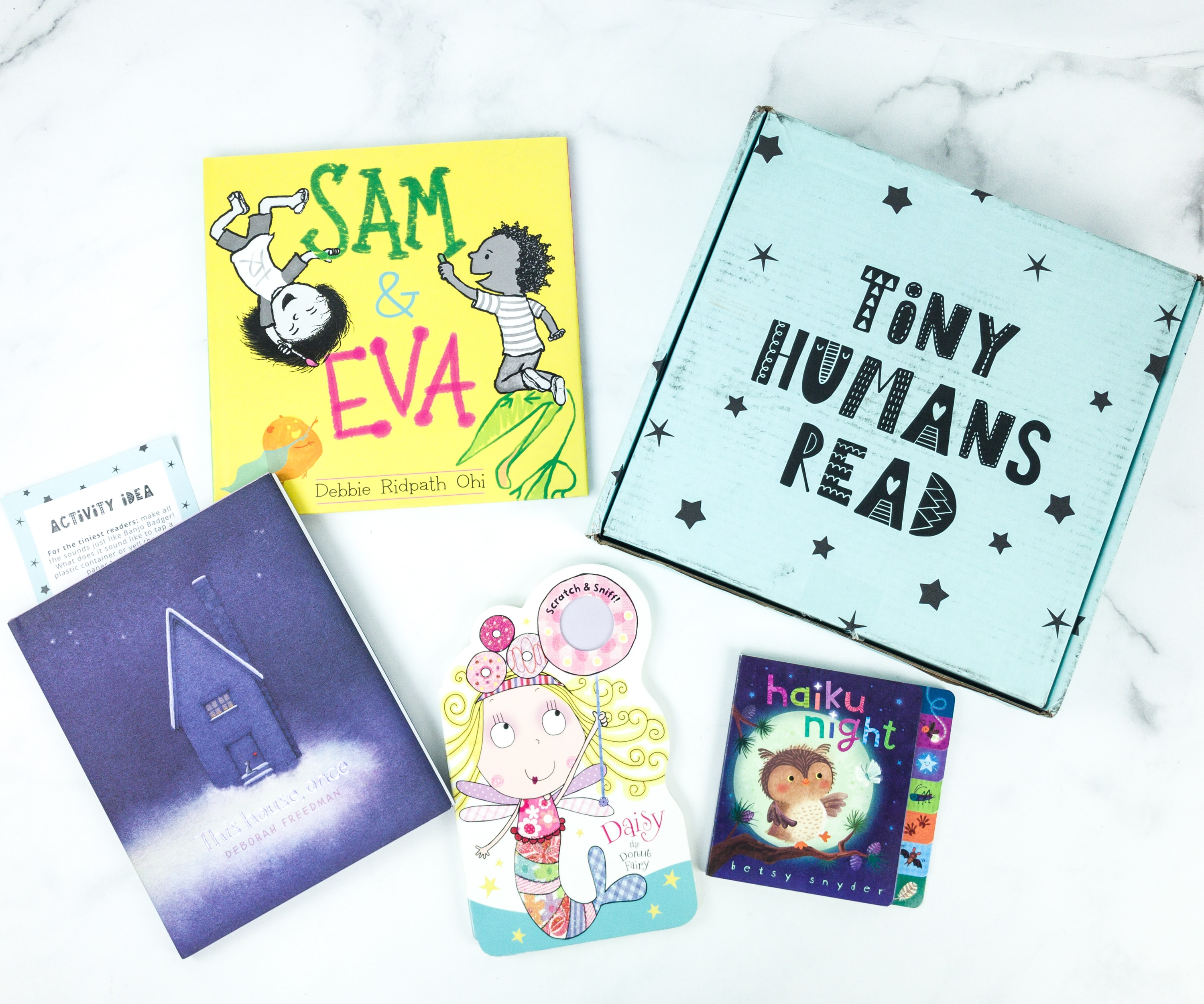 Tiny Humans Read May 2019 Subscription Box Review + Coupon