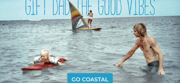 Coastal Co. Father's Day Sale: Save $30!