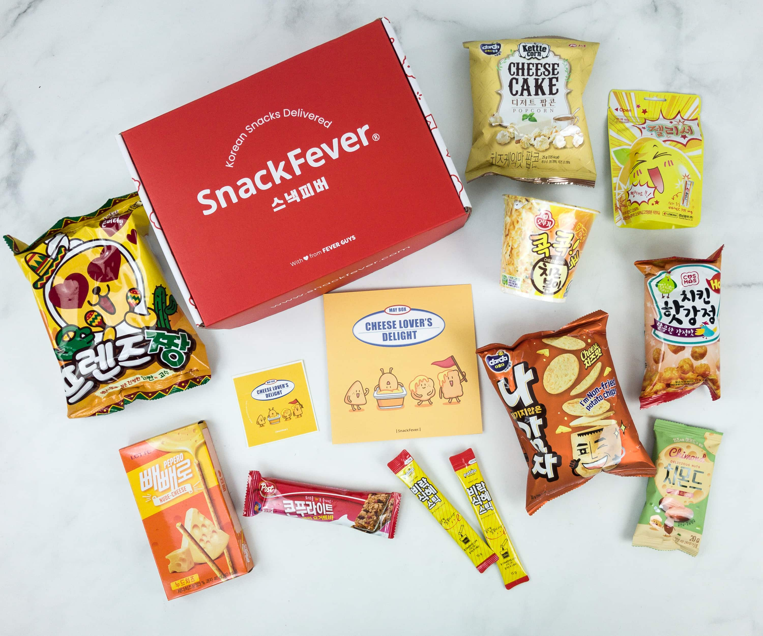 May 2019 Snack Fever Subscription Box Review + Coupon – Original Box!