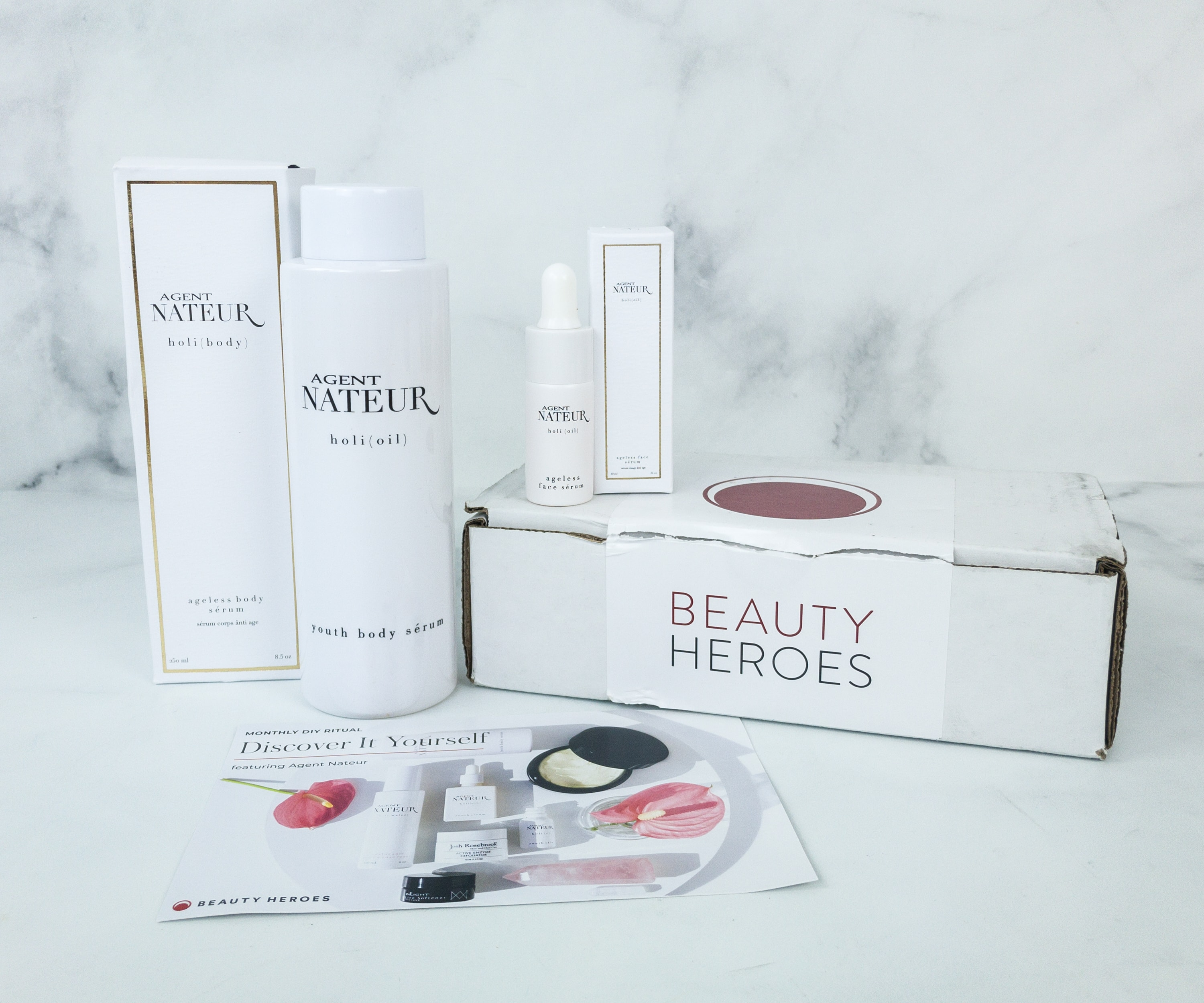 Beauty Heroes June 2019 Subscription Box Review