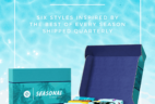 Newest Subscription Boxes: Sock Fancy Seasonal Box Available Now + Summer 2019 Full Spoilers + Coupon!