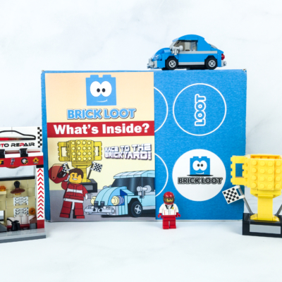 Brick Loot May 2019 Subscription Box Review & Coupon