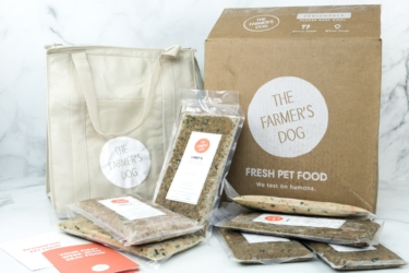 The Farmer's Dog Cyber Monday Coupon: 50% Off Your First Box!