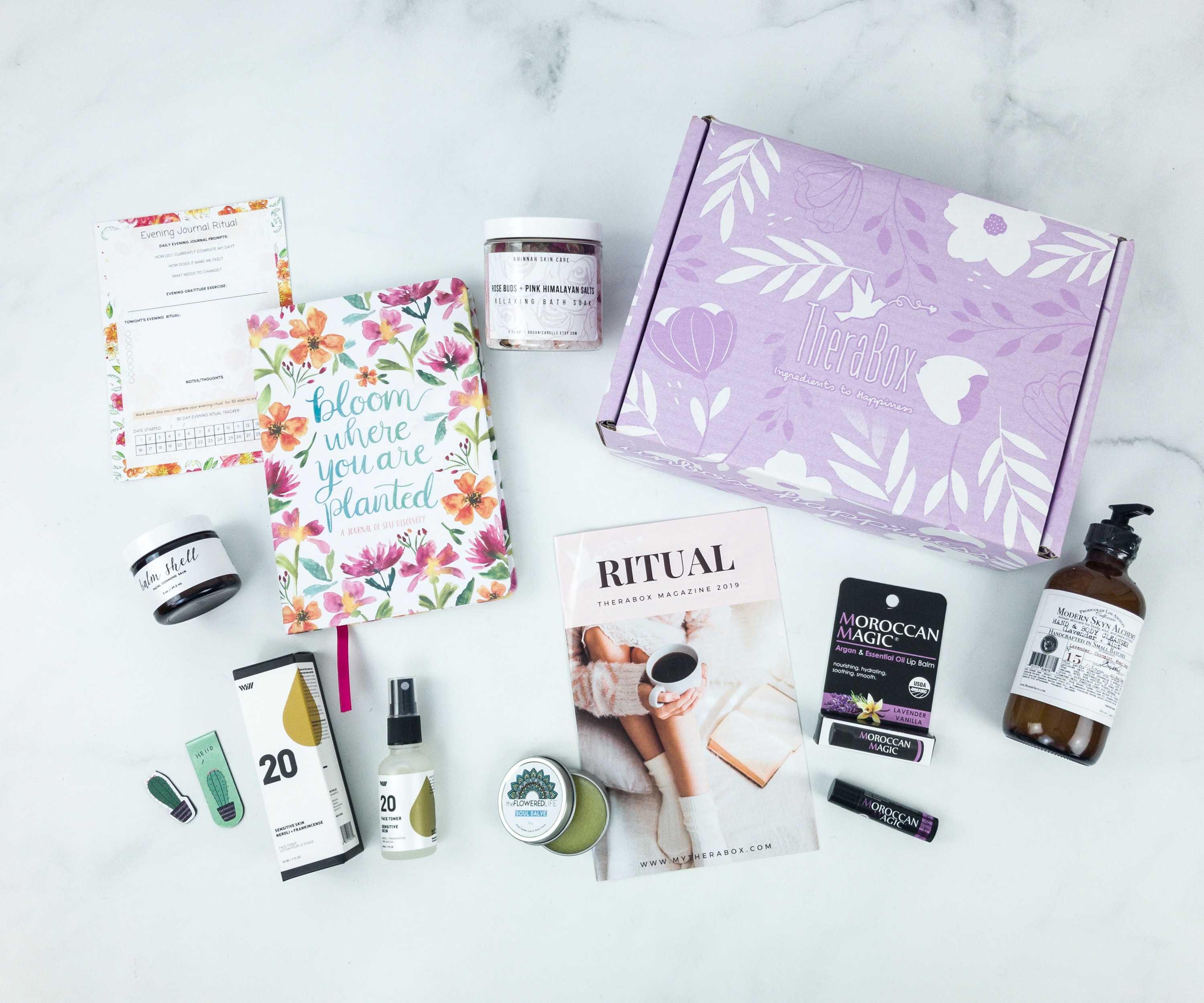 TheraBox May 2019 Subscription Box Review + Coupon