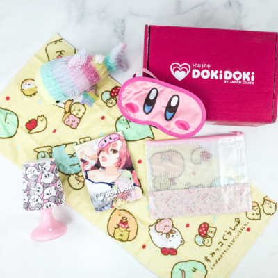 Doki Doki May 2019 Subscription Box Review & Coupon