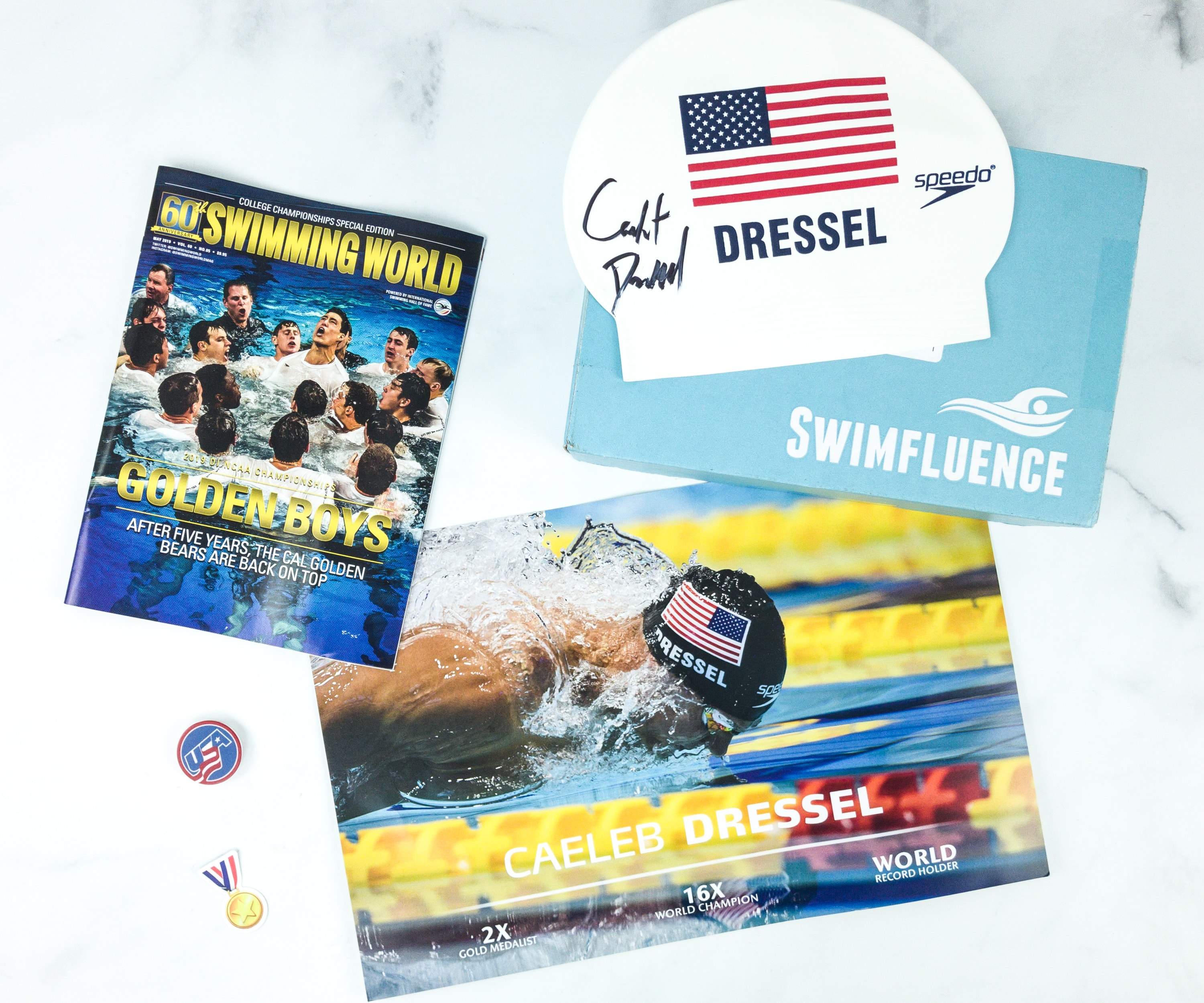 Swimfluence May 2019 Subscription Box Review