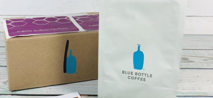 Blue Bottle Coffee June 2019 Review + Free Trial Coupon