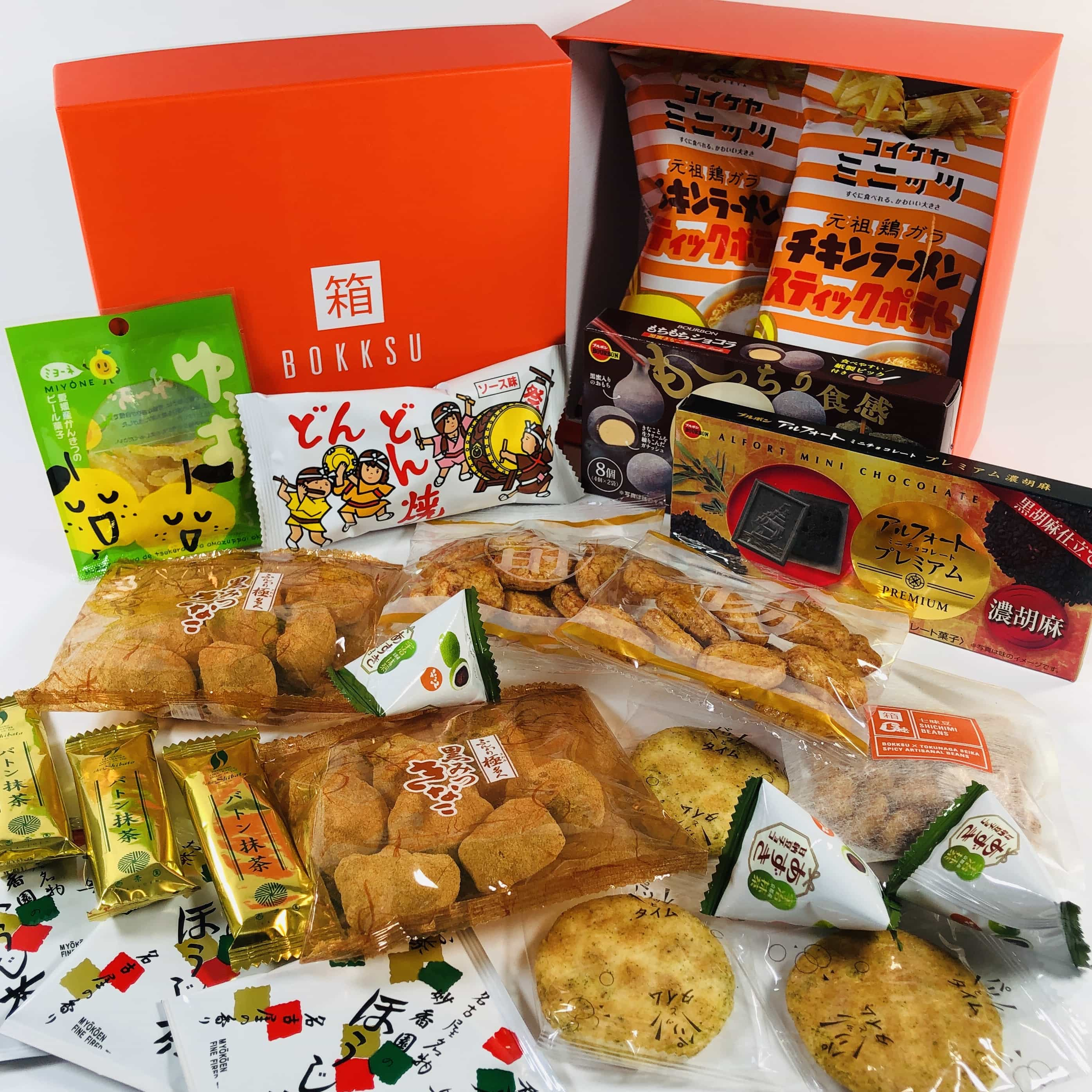 Bokksu June 2019 Subscription Box Review + Coupon