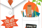 Groovy Lab In A Box Father's Day Coupon: Get $10 Off Single Boxes!