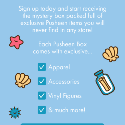 Pusheen Box Summer 2019 Box Sales Open!