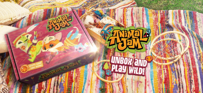 Animal Jam Box Summer 2019 Available Now + Theme Spoilers!