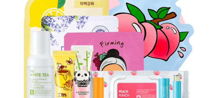 Tony Moly June 2019 Monthly Bundle Available Now + Full Spoilers!