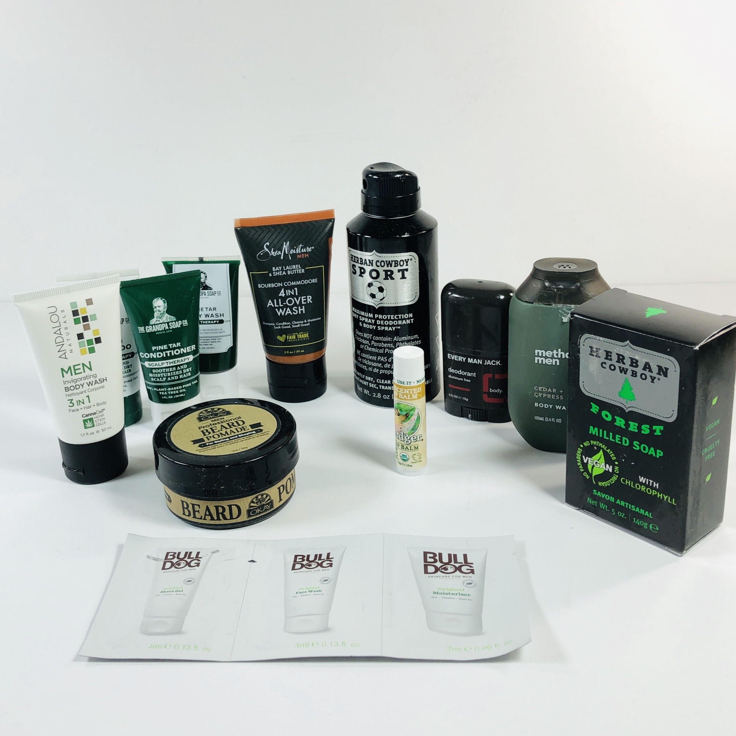 LuckyVitamin THE MAN BOX June 2019 Subscription Box Review + Coupon