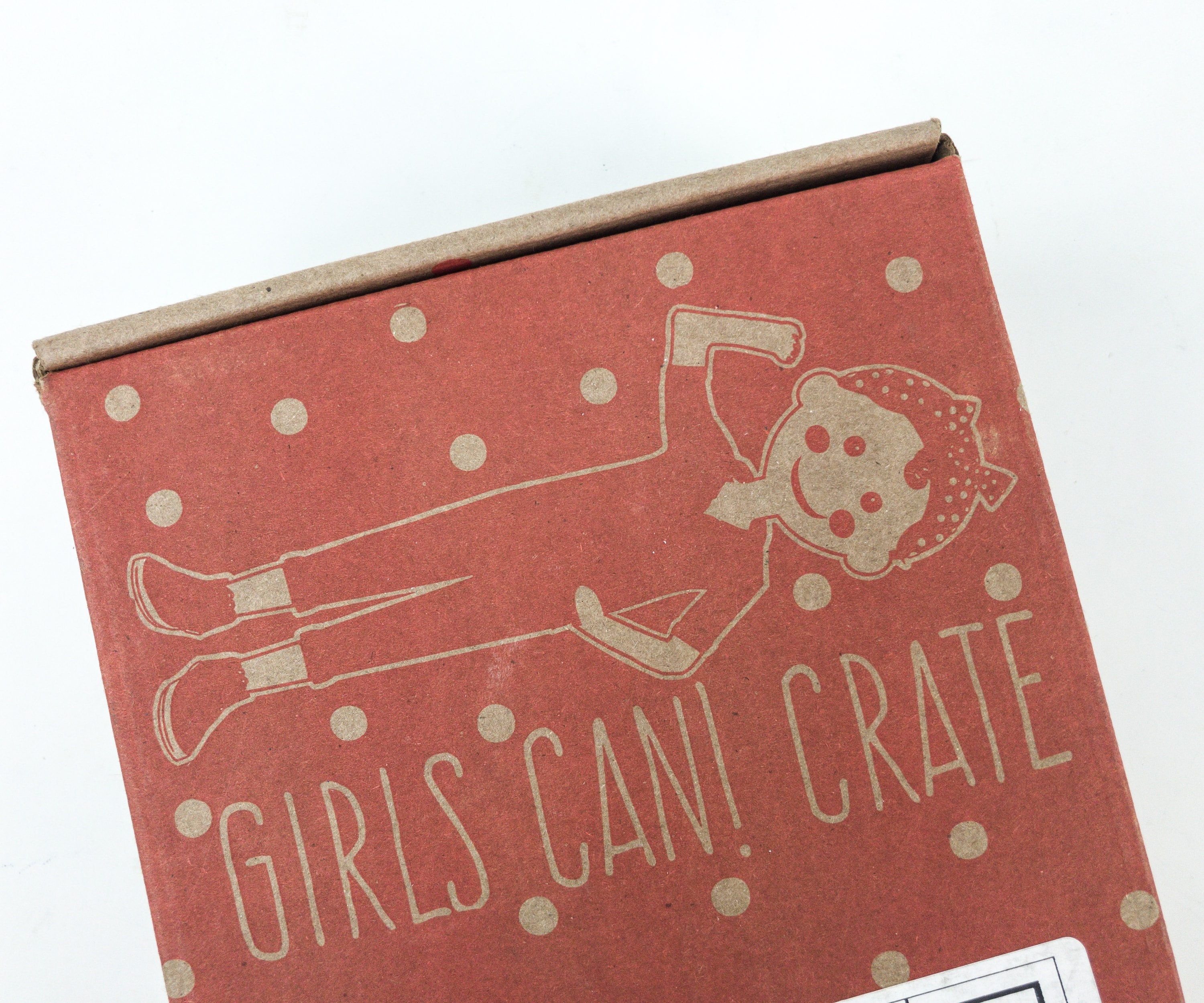 Girls Can! Crate Subscription Box Review + Coupon – ADVOCATING INVENTOR